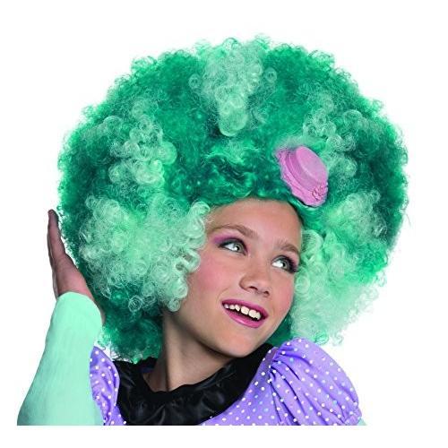 モンスターハイRubies Monster High Frights Camera Action Honey Swamp Wig, Child Size