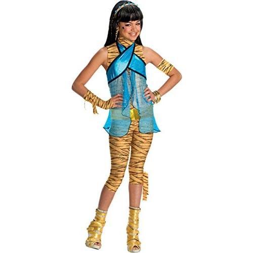 モンスターハイCleo De Nile Child Costume - Medium