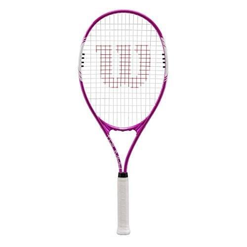 WRT32130U3 Grip Size: 4 3/8 Wilson Triumph Racket, Grip Size: 4 3/8