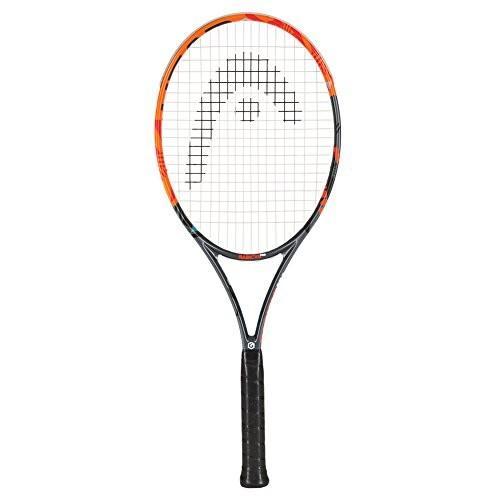230206U10 HEAD Graphene XT Radical Pro Tennis Racquet, Unstrung, 4 1/8 Inch Grip