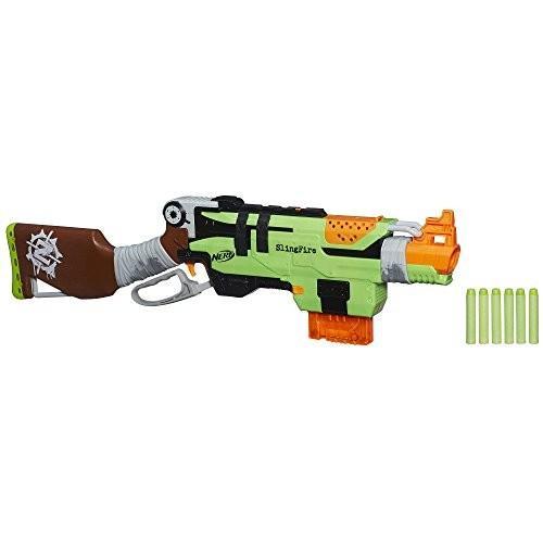 ナーフNerf Zombie Strike SlingFire Blaster
