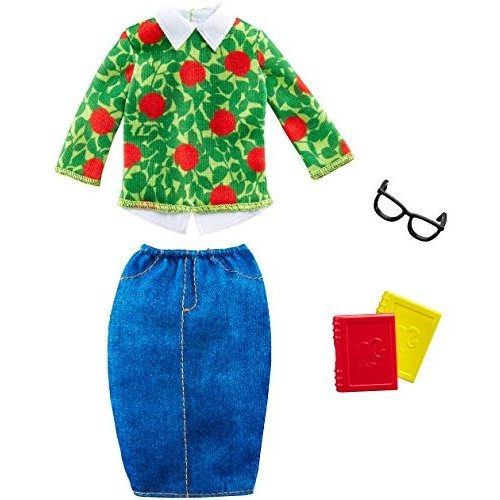 DNT92 Barbie Fashion Dress - Teacher