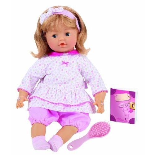 コロールCorolle Special Feature Baby Doll Marie Interactive - 17