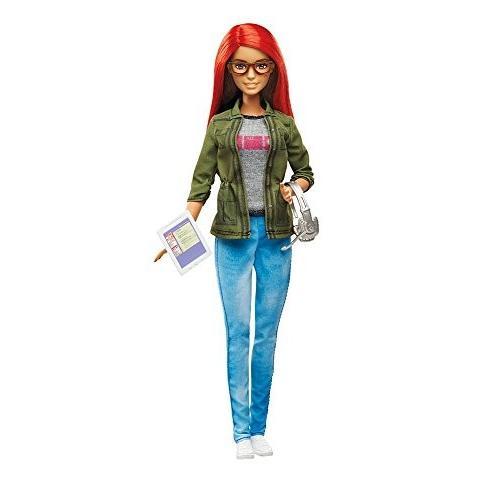 バービーBarbie Careers Game Developer Doll