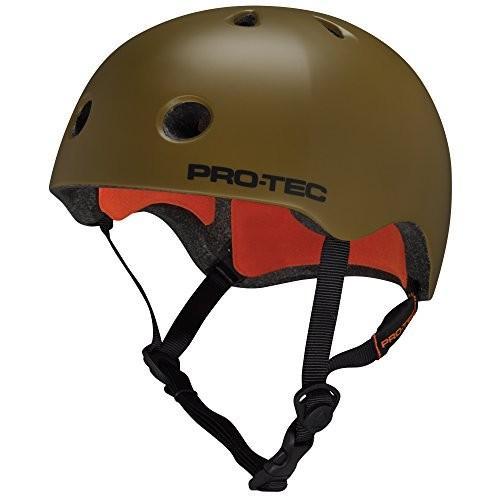 126631305 Large PROTEC Original Street Lite Helmet, Army 緑, Large
