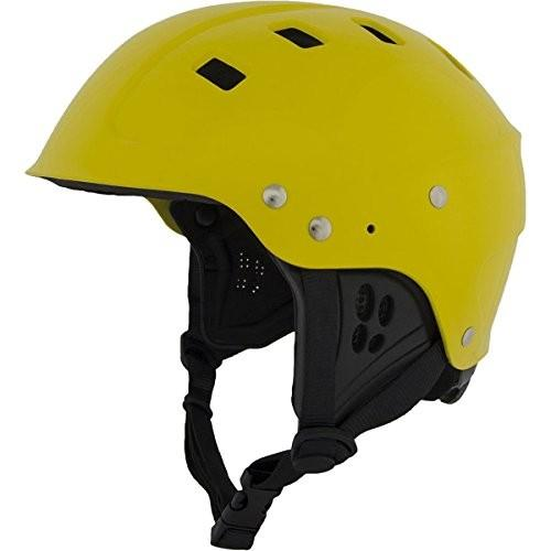NRS Small NRS Chaos Side Cut Helmet 黄 Small