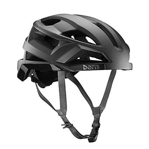 BM10MMBLK01 Small BERN Bike FL-1 Pave MIPS Helmet - Men's Matte 黒 Small