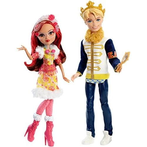 エバーアフターハイEver After High Epic Winter Daring Charming and Rosabella Beauty Dolls 2-Pack