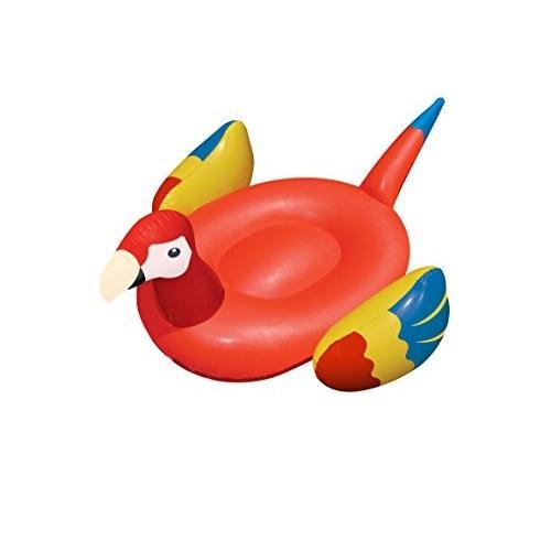 フロートSwimline Giant Parrot Pool Float