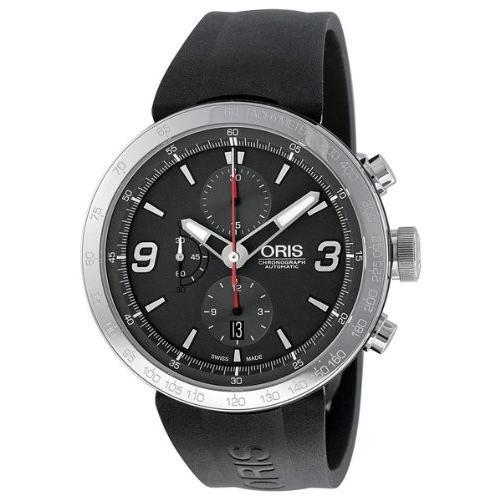 【ネット限定】 01 674 7659 4163 Chrono 07 4 25 06 4163 7659 Oris Men's 01 674 7659 4163 07 4 25 06 TT1 Chrono Grey Dial Watch, アットランド:ed248702 --- airmodconsu.dominiotemporario.com