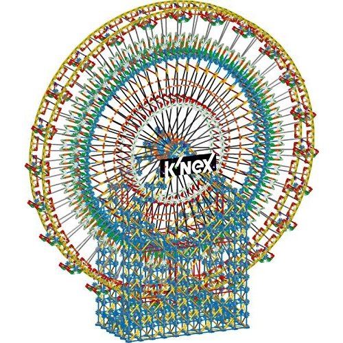 89790 K'NEX Thrill Rides 6-Foot Ferris Wheel
