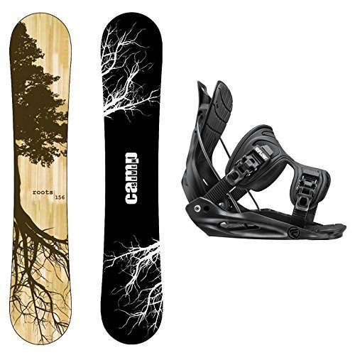 2019年新作 XL Camp Bindings Camp Seven Package Package XL Roots CRC Snowboard-163 cm Wide-Flow Alpha MTN Snowboard Bindings-XL, 320モータリング:1be01cb4 --- airmodconsu.dominiotemporario.com