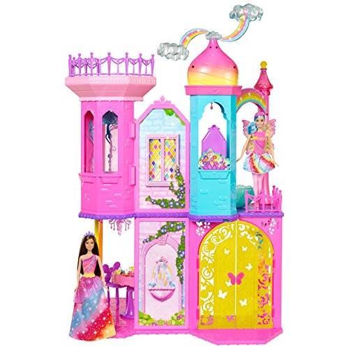 バービーBarbie Rainbow Cove Castle Playset