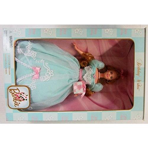 バービーMattel Birthday Wishes Barbie, Collector Edition, Second in a Series