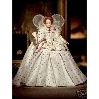 バービーBarbie Collector # B3425 Queen Elizabeth