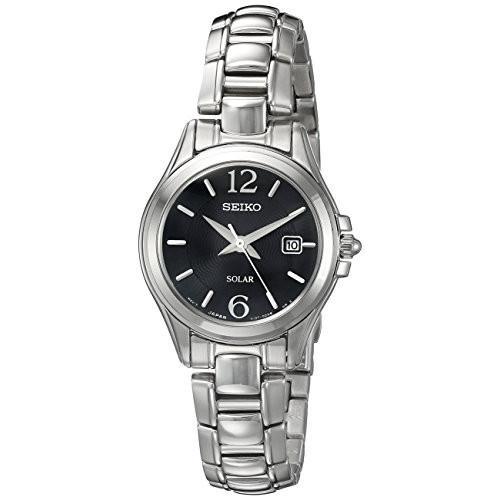【後払い手数料無料】 SUT249 Seiko Women's SUT249 Solar Analog Display Japanese Quartz Silver Watch, 【受注生産品】 bff2ac28