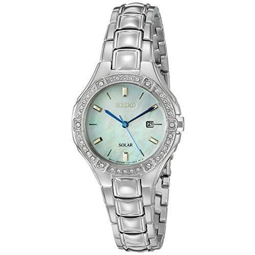 超熱 SUT281 Seiko Women's 'Sport Watches' Quartz Stainless Steel Dress Watch (Model: SUT281), イッティ公式 433353a7