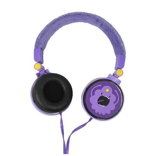 アドベンチャータイムJazwares Adventure Time Lumpy Headphones