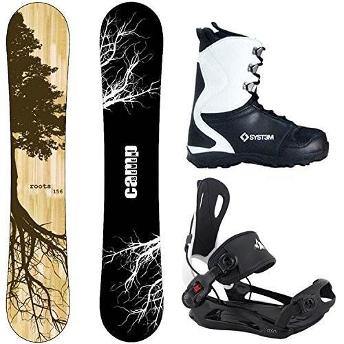 素敵な XL Bindings Size 12 Boots Camp Seven Package Roots CRC Snowboard-163 cm Wide-System MTN Binding XL-System APX Snowboard Boots 12, キャラクターのシネマコレクション 68b3a80a