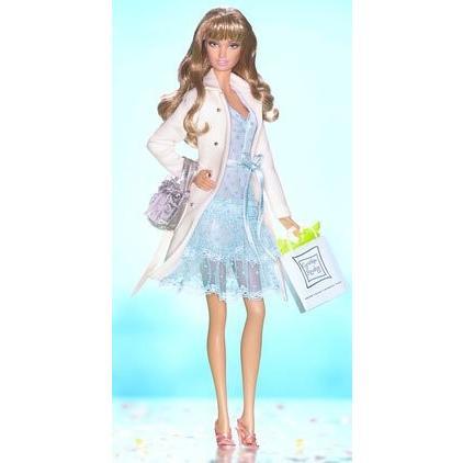 バービーBarbie ゴールド Label Collector Edition Cynthia Rowley