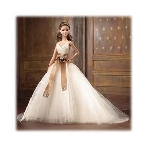 バービーBarbie Designer Collection - Monique Lhuillier Bride Barbie Doll