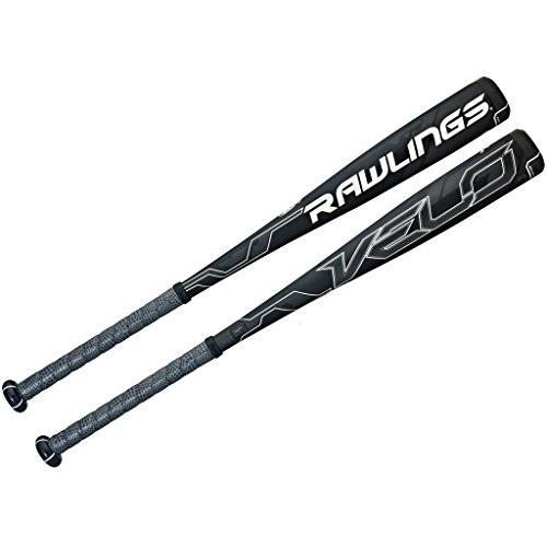 最新人気 SLRVEL-29/19 29-Inch/19-Ounce Rawlings Men's Senior League Velo Baseball Bat, Black, 29-Inch/19-Ounce, 明科町 0f8850fb