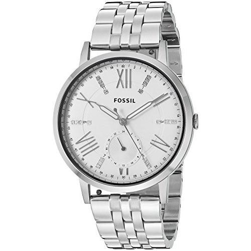 注目の ES4160 Fossil Women's ES4160 Gazer Multifunction Stainless Steel Watch, 吉備中央町 5d9ceabe