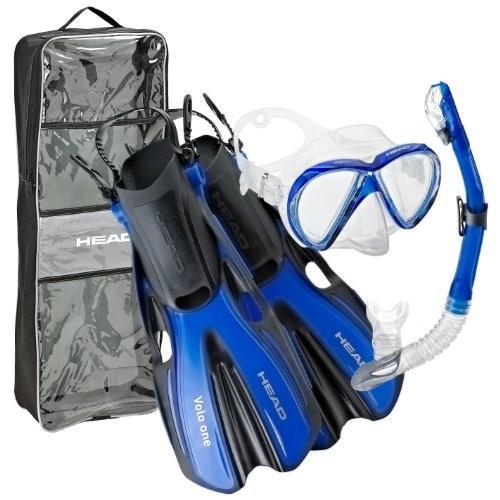 【高い素材】 Small, (4-6) HEAD Blue by Mares Mask Set, Fin Dry Snorkel - Set, Blue - Small, ラグラグマーケット:5435ebac --- airmodconsu.dominiotemporario.com