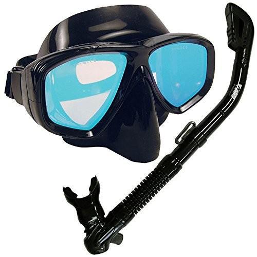 【送料0円】 PROMATE Snorkeling Set, Scuba Dive PROMATE DRY Snorkel PURGE Snorkel Mask Gear Set, Red Lenses, 大樹町:aadbdf26 --- airmodconsu.dominiotemporario.com