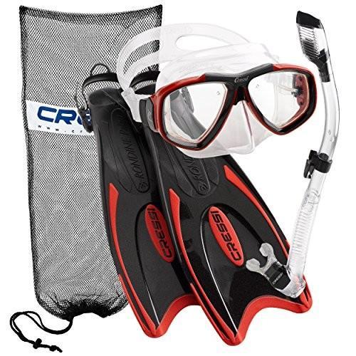 新作モデル CRSPLMFSS RD-LXL L/XL | US Man 11/13 | US Lady 12/14 Cressi Italian Design Palau Long Fins - Focus Ultra-Clear Tempered Glass Scub, タオル大好き屋 36ae0207