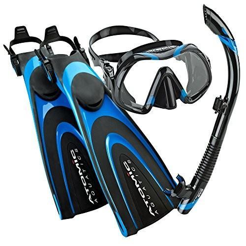 使い勝手の良い Small Mask, Atomic Aquatics Package Scuba Blade Scuba Fin, Venom Dive Mask, SV2 Snorkel Scuba Gear Package, サッカーショップnovo mundo:84b3579c --- airmodconsu.dominiotemporario.com