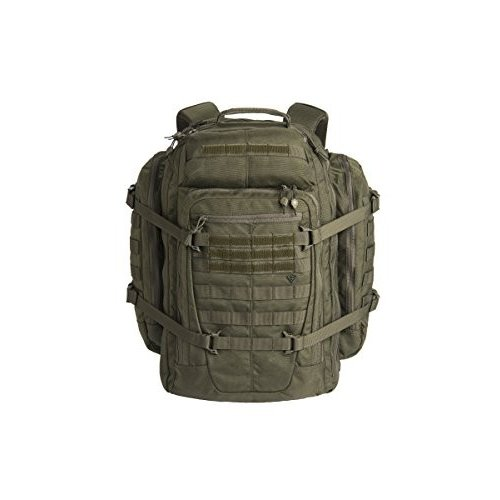 180004 1SZ First Tactical Specialist 3-Day Backpack, OD Green