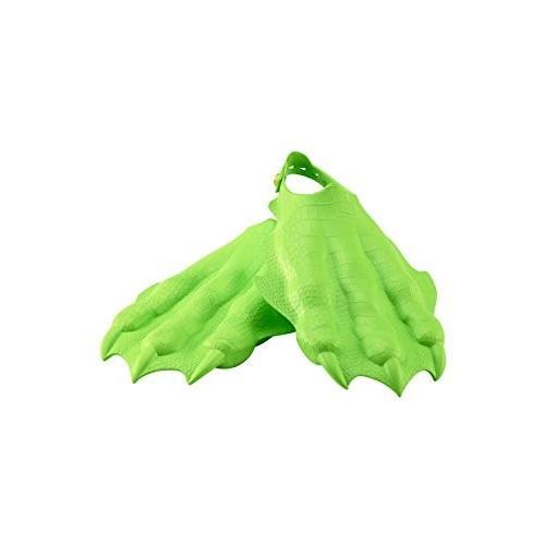 気質アップ 7570545-301 Large/X-Large Speedo Monster Claws Kid's Swim Fins, Seaweed, Large/X-Large, 新横浜ラーメン博物館『MOTTO』 268fcdd8