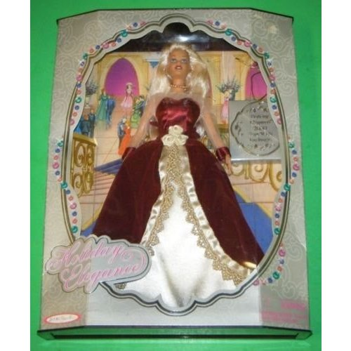 Holiday Elegance 2000 Barbie Toys R Us Exclusive