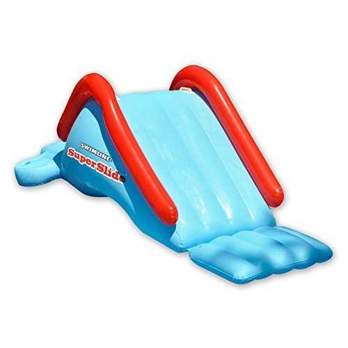 フロート90809 SuperSlide Inflatable In Ground Pool Water Slide