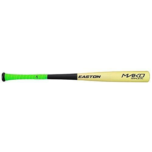 8035286 32 inch/29 oz Easton Mako XL Maple Baseball Bat, 32 inch/29 oz