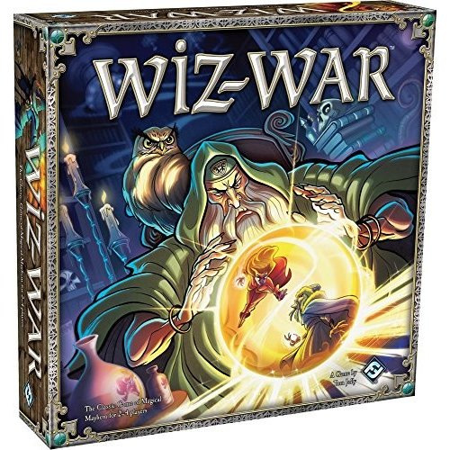 ボードゲームFantasy Flight Games Wiz-War