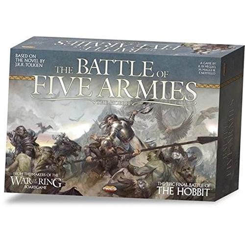 ボードゲームThe Battle of Five Armies