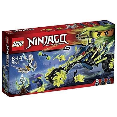 レゴLEGO Ninjago 70730 Chain Cycle Ambush - Masters of Spinjitzu 2015