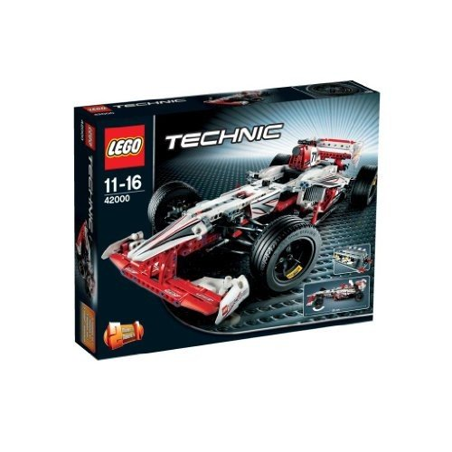 レゴLEGO Exclusive Technic Grand Prix Racer 42000