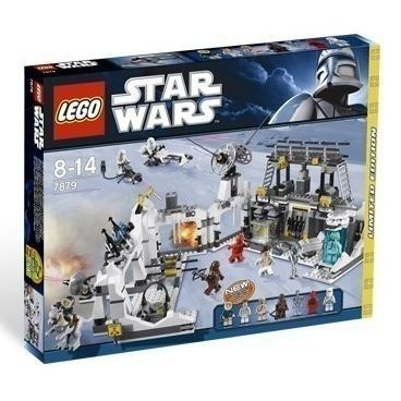 LEGO Star Wars Limited Edition Set # 7879 Host of The Echo Base Parallel Imports