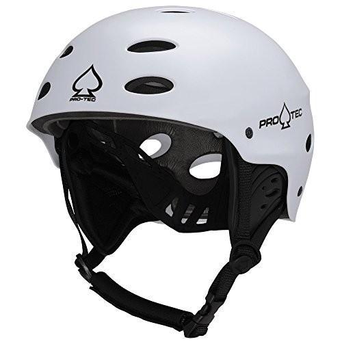 200005206 X-Large Pro-Tec Ace Wake Helmet, Satin 白い, XL