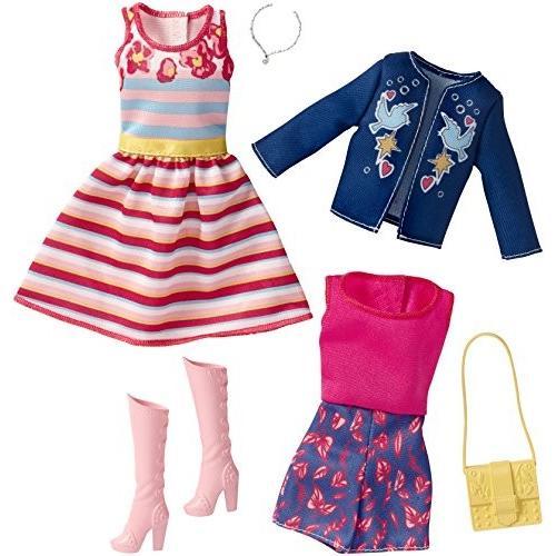 バービーBarbie Fashions Glam Pack
