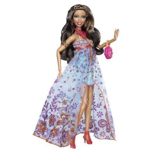 バービーBarbie Fashionistas Gown Artsy Doll