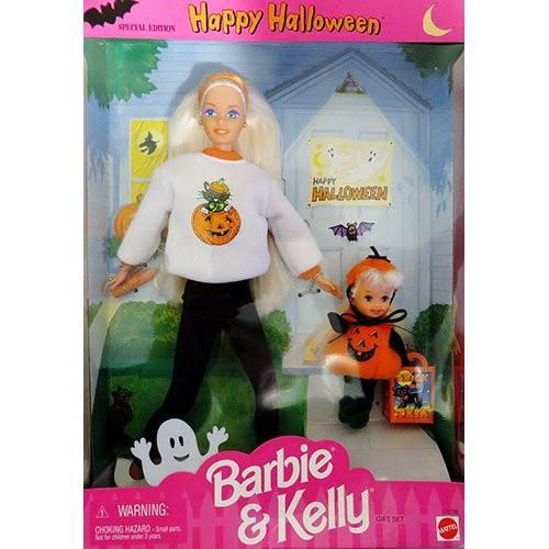 バービーBarbie Happy Halloween KELLY Gift Set Special Edition (1996)