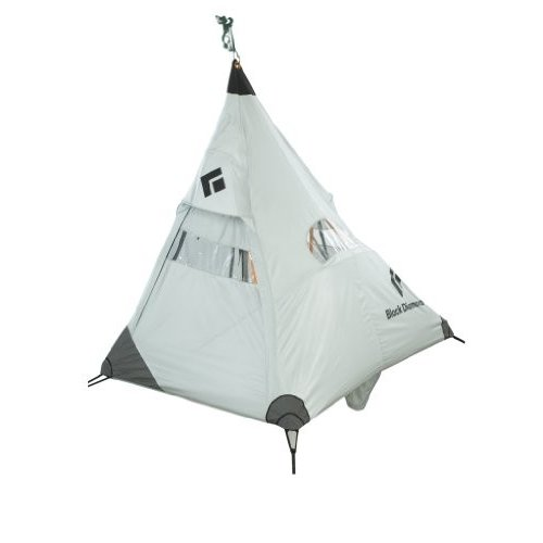 BD8104580000ALL1 One Size Black Diamond Deluxe Cliff Cabana Double Fly Gray, 84x51in