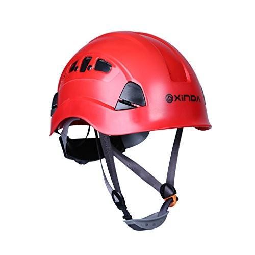 MonkeyJack Safety Rock Climbing Helmet Mountaineering Tree Arborist Kayak Abseiling Downhill Rescue Aerial Work Equipment - Choice