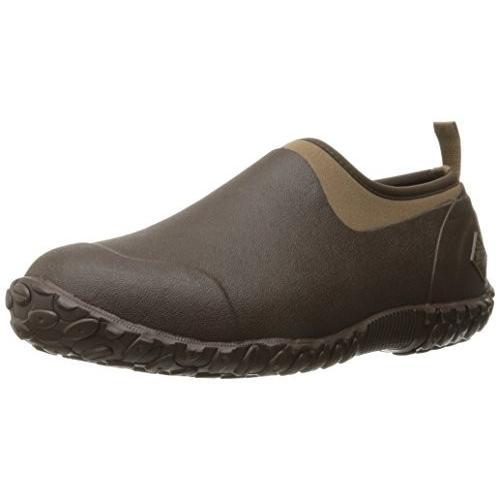 M2L-900-BRN-090 9-9.5 Muckster ll Men's Rubber Garden Shoes,黒/Otter,9 US/9-9.5 M US