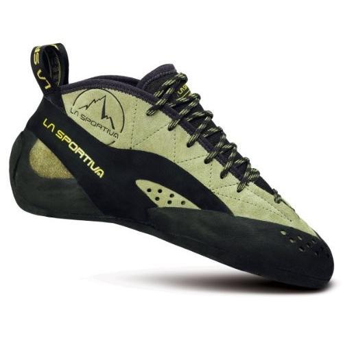 861-SAGE-39 39 M EU La Sportiva TC Pro Rock Shoe - Men's Climbing Shoes 39 Sage