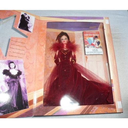 バービーBarbie Timeless Treasures Hollywood Legends Collection: Scarlett O'Hara (1994)